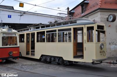 12.07.2014: Historischer Triebwagen 1043