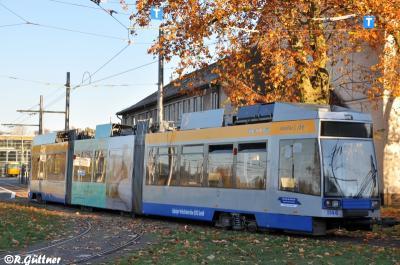 14.11.2016: NGT8 1146 im Umbau zum Typ36a