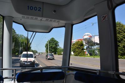 1002 trifft auf IL62